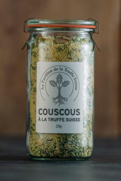 Couscous à la Truffe Suisse